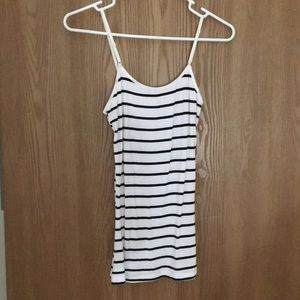 Zenana Outfitters Striped Tank